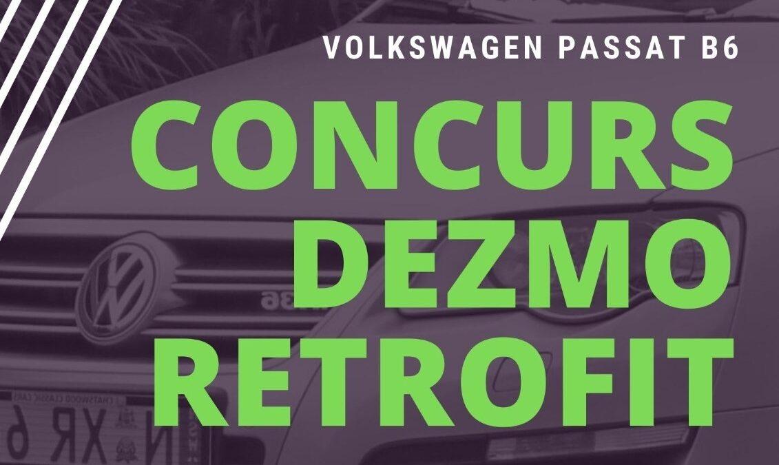 Concurs VW Retrofit – DEZMO