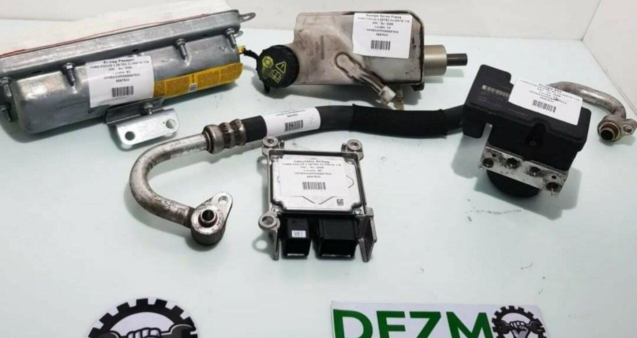 Alege calitatea pieselor auto Dezmo